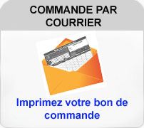 Commandes par courrier